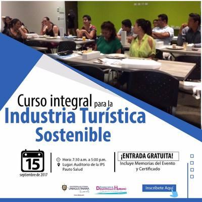 Curso Integral para la Industria Turística Sostenible