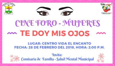 Cine Foro -Mujeres-