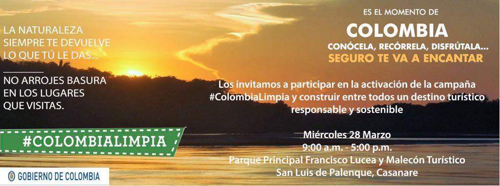 Campaña Colombia Limpia