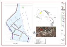 Plano Proyecto Pavimentación Barrio Guacimal