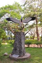 Monumento al gavan
