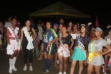 Participantes del reinado