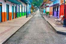 Calles de Macondo